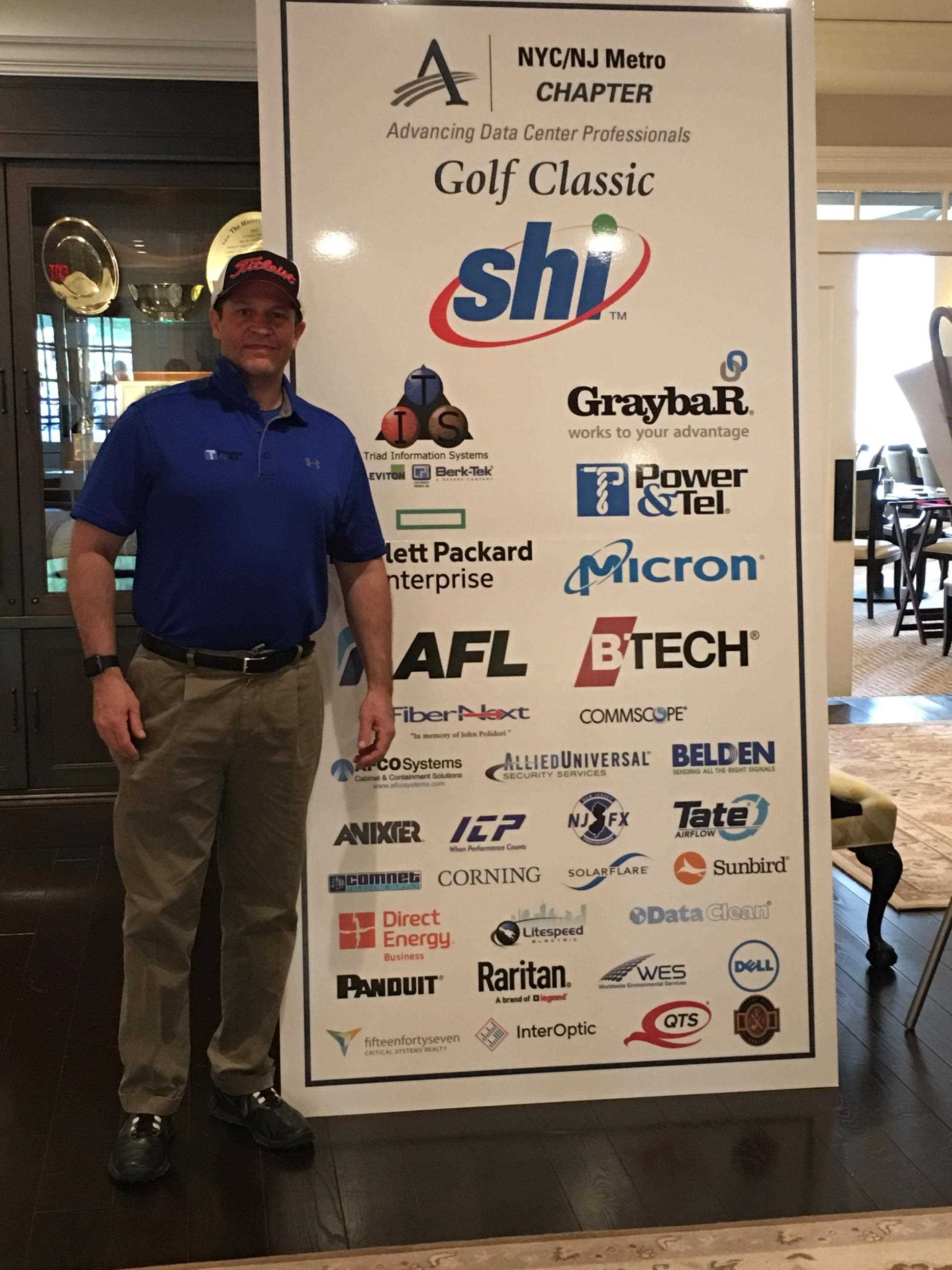 AFCOM NY/NJ Annual Data Center Golf Classic