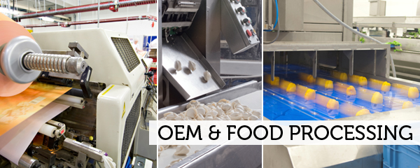 OEM and Food Processing